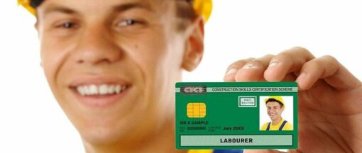 CSCS card is construction industry recognised